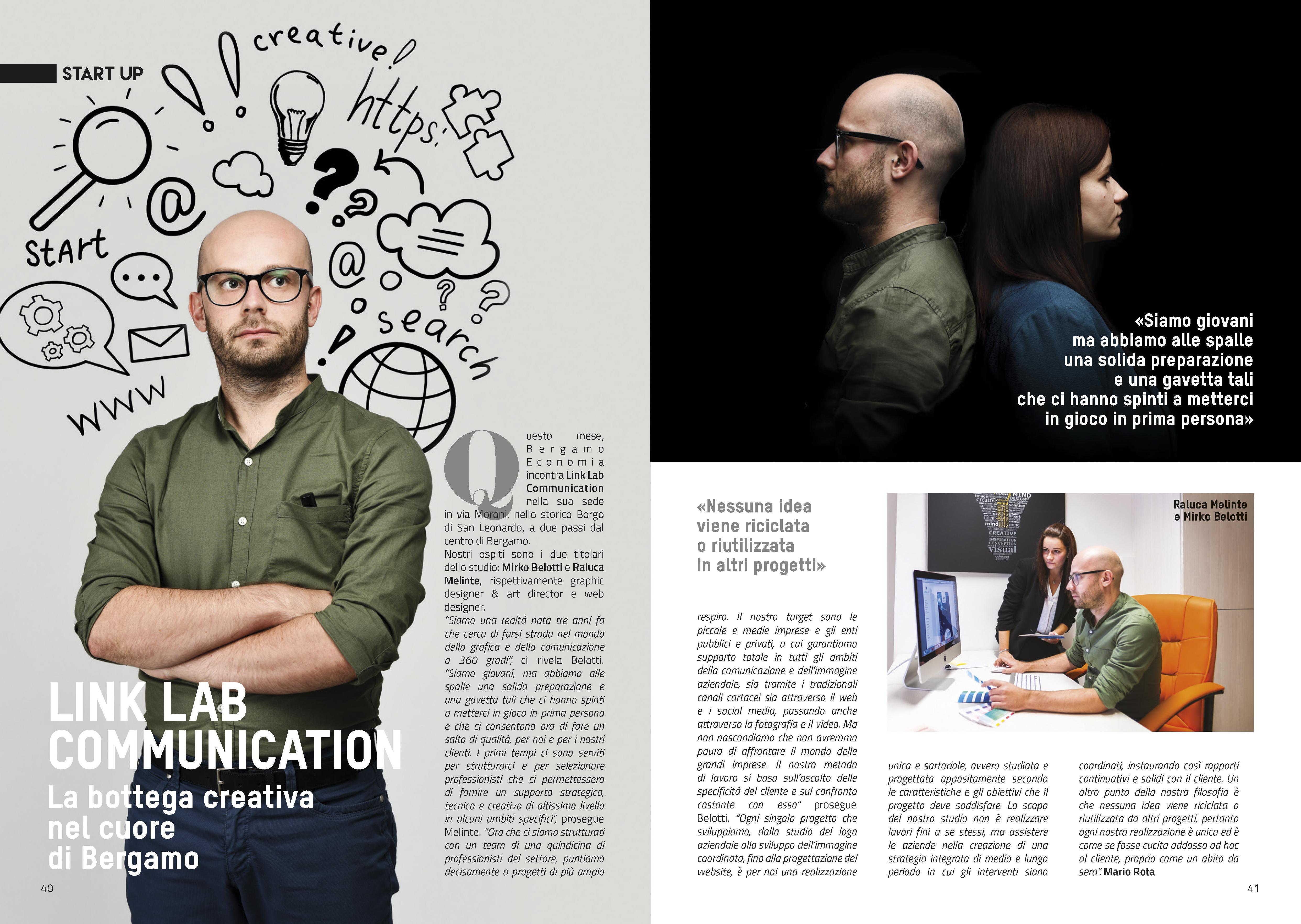Studio di grafica e comunicazione Bergamo